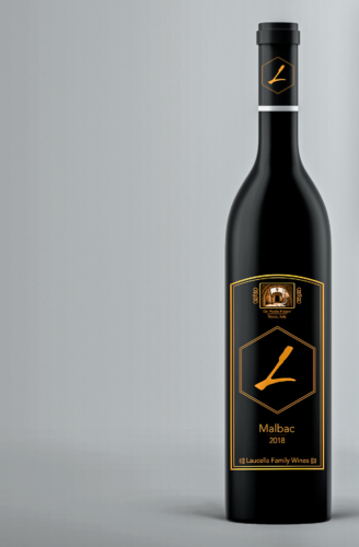 Laucella Wine Label Concept Design