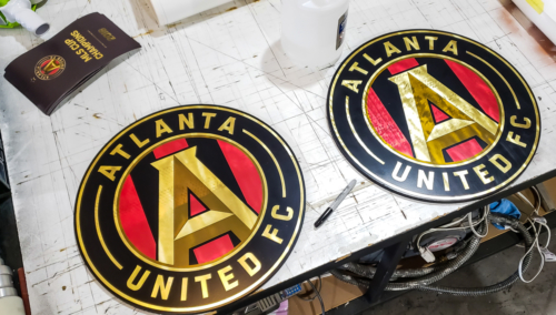 2020 Atlanta United's Golden Era Event