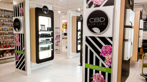 CBD Independent Store Build Out / Merchandise Mart, Atlanta GA