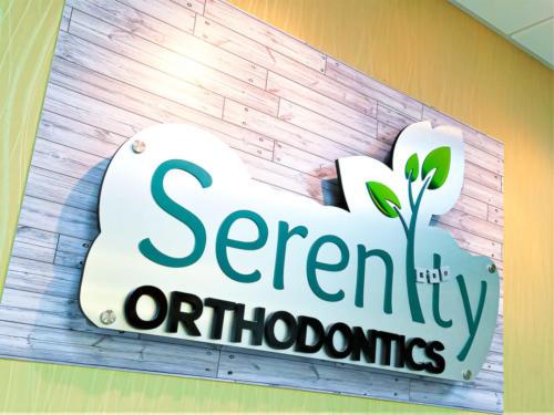 Serenity Orthodontics Main Lobby