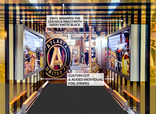 2020 Atlanta United's Golden Era Event