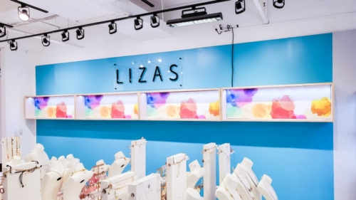 Liza's Independent Store Build Out / Merchandise Mart, Atlanta GA