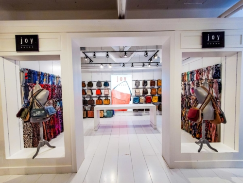 Joy's Independent Store Build Out / Merchandise Mart, Atlanta GA